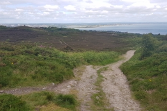Howth Hiking Red Line